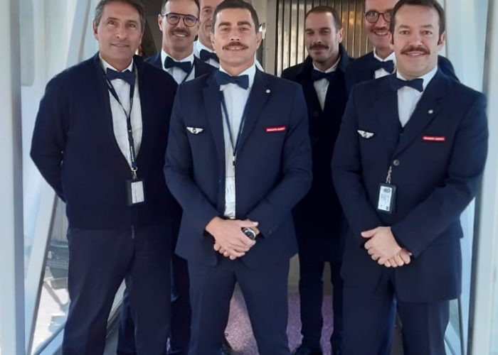 Les Homme de l'air Movember 2019 toulouse