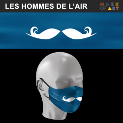 Mask of art - Les Hommes de l'air